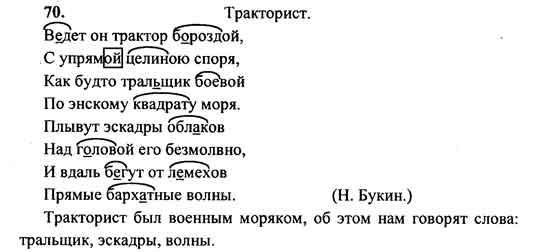 ГДЗ по русскому языку 6 класс Ладыженская - 1, 2 части 2015-2017г.